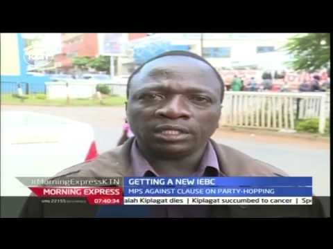 State of the Nation: Getting a new IEBC