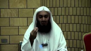 The Blessings of Being in Makkah - Mufti Menk