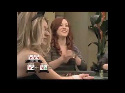 Norm Macdonald & Artie Lange Playing Poker
