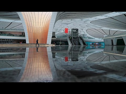 Ανοίγει το μεγαλύτερο αεροδρόμιο στον κόσμο