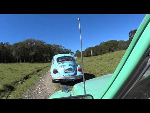 Fuscas na Estrada #01 | Bocaina do Sul - SC |