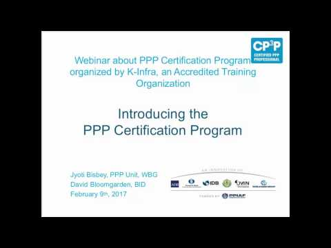 Introduction to webinar CP3P©