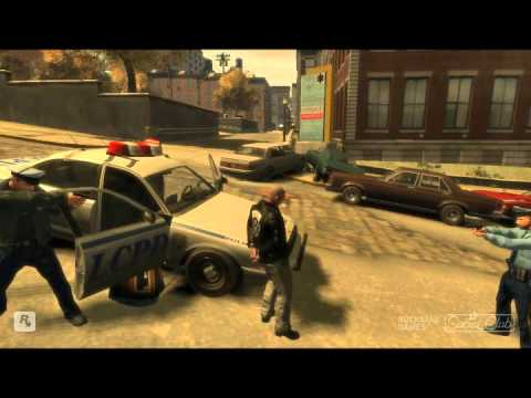 GTA EFLC: Bloopers.Crazyners & WTF Moments