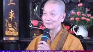 DANH TĂNG - HT THÍCH TRÍ QUẢNG thuyết giảng ngày 08.05.2011 (MS 16/2011)