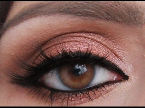 Fall Makeup Tutorial 2014