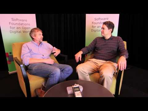 Chat (bird) - Tim Bird and David Rusling talk about the Linux community of yesterday and today, and how Linaro is playing a part in shaping the Linux community of tomorrow.