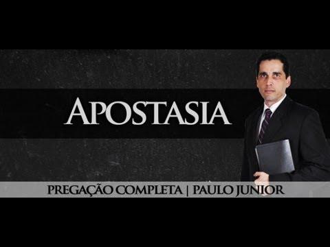 APOSTASIA - PAULO JÚNIOR