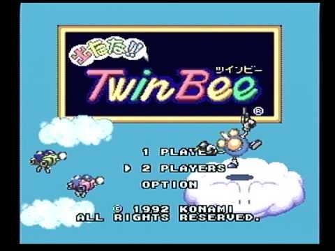 Detana!! Twinbee PC Engine