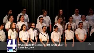 Rochester Middle School Choir Concert- 6th Grade