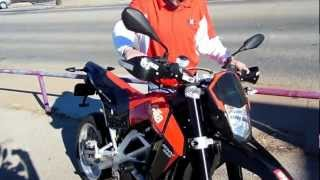 5. Brookside Motorcycle Company Aprilia SXV 5.5 for sale Tulsa, OK