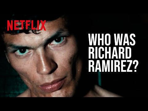 Who Was Richard Ramirez?   Night Stalker   Netflix