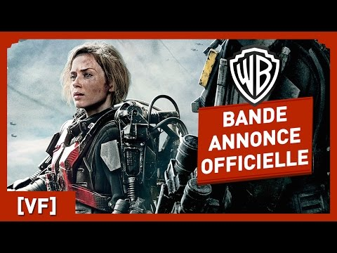 Edge Of Tomorrow - Bande Annonce Officielle 1 (VF) - Tom Cruise / Emily Blunt