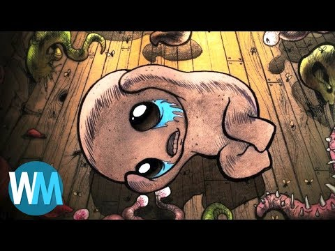 Top 10 Deeply Disturbing Video Games (видео)