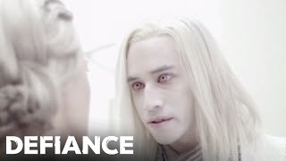 DEFIANCE Trailer | Trouble Is Brewing | SYFY