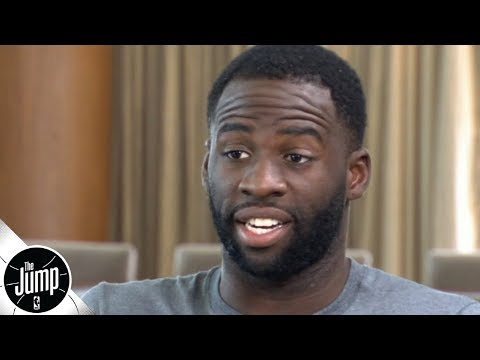 Video: Draymond Green didn't hear from Kevin Durant before his Nets decision -- and doesn't mind | The Jump