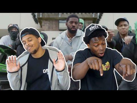 ✅   Tion Wayne - Wow [Music Video]   GRM Daily - REACTION
