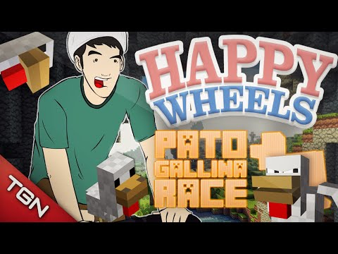 happy - Feliz semana para todos/as :D, os quieroo Resto de videos de Happy Wheels: https://www.youtube.com/playlist?list=PLjP1J2wV_1fHV9_R-mzTLsixHTJ781puG ¡Regístrate y ven a jugar conmigo cada...