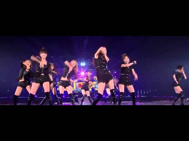[LIVE]SNSD-Bad Girl