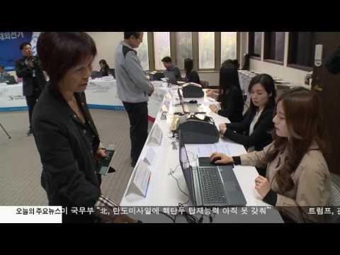 재외국민 조기 대선투표 가능성은  01.03.17 KBS America News