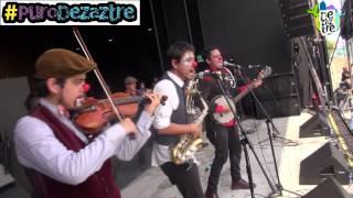 Aniversario del Faro de Oriente con Triciclo Circus Band y Los Victorios