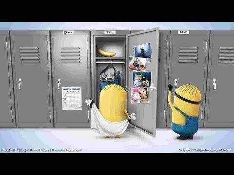 Minions Mini Movies 2016 Despicable me 2 Funny Animation