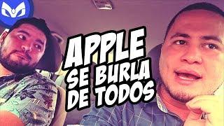 Apple Nos La Jugo Feo Feo