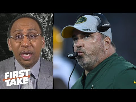 Stephen A.: Mike McCarthy is an upgrade from Jason Garrett for the Cowboys   First Take