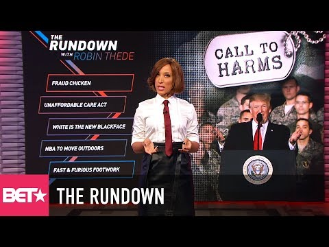 Restaurant Accused Of Serving Popeye's Chicken | The Rundown With Robin Thede