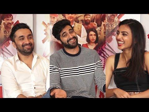 Uncut Interview with Radhika Apte, siddhant Kapoor, Akshay Oberoi & Pia Sukanya For Film 'Bombairiya