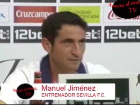 Declaraciones de Manuel Jiménez