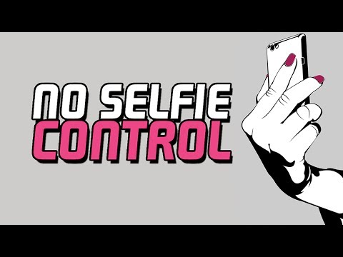 Ever Take A Selfie? You Might Need Help