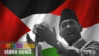 Ketegasan Presiden Soekarno perjuangkan kemerdekaan Palestina