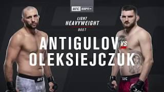 Polak daje szybką lekcję pokory podczas UFC. Długo się z nim nie bawił