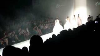 Bangkok Fashion Week 2010 Oct 21 Part 3
