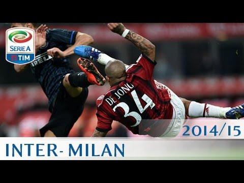 Inter - Milan - Serie A 2014/15 - ENG