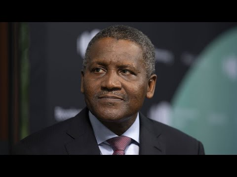 Dangote Says He Built His Fortune From Scratch