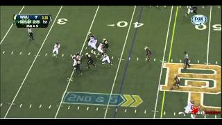 Demetri Goodson vs West Virginia (2013)
