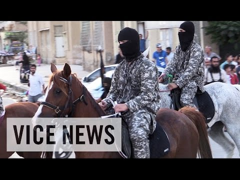 islamic - Subscribe to VICE News here: http://bit.ly/Subscribe-to-VICE-News With unprecedented and exclusive access, VICE News journalist and filmmaker Medyan Dairieh spent three weeks filming alone...