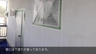 関市 壁の塗装/S様邸/鵜飼
