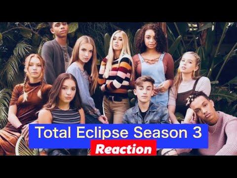 JENZIE IS BACK! TOTAL ECLIPSE SEASON 3 EPISODE 9 REACTION || Rania Sulemange Vlog's