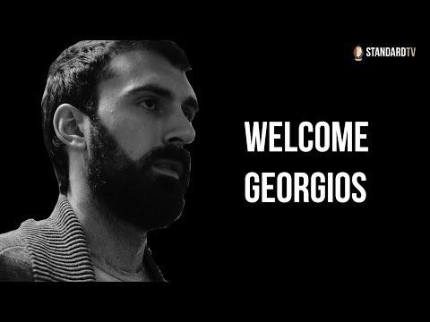 #WelcomeGeorgios