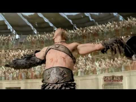 Crixus - God of the Arena
