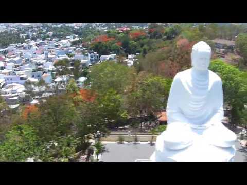 Explore Nha Trang, VietNam - Panoramic view from the camera
