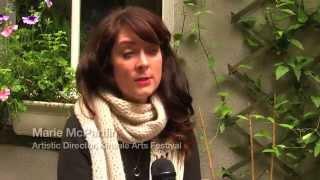 Marie McPartlin, Artistic Director, Kinsale Arts Festival - Unravel Travel TV