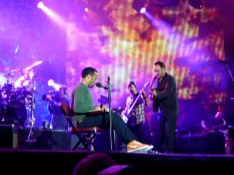 BEN HARPER with DMB....
