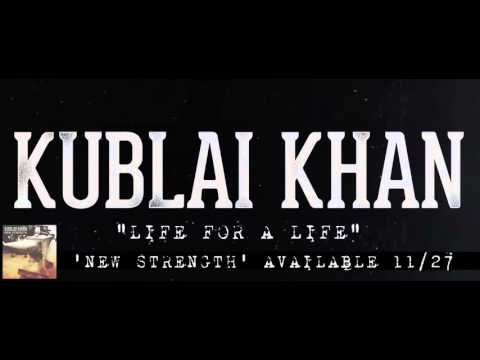 Video Kublai Khan - Life For A Life (W/ Mat Bruso of Bury Your Dead) download in MP3, 3GP, MP4, WEBM, AVI, FLV January 2017