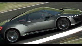 2013 Acura NSX 2014 New HD Honda NSX Concept On Track Interior Commercial Carjam TV HD