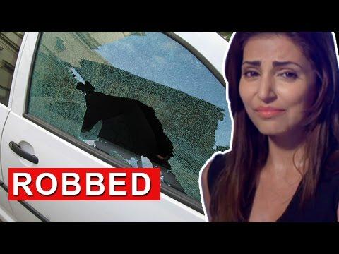 Ishqbaaz Fame Navina Bole aka Tia ROBBED |