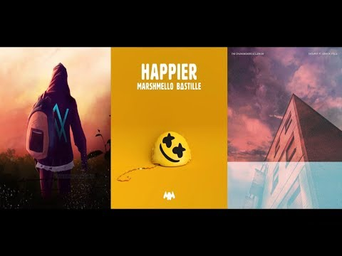 Take Away | Happier | Faded [Remix Mashup] - Marshmello x Alan Walker x The Chainsmokers & More