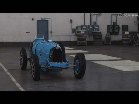 Forza Motorsport 7 - 1926 Bugatti Type 35 Gameplay